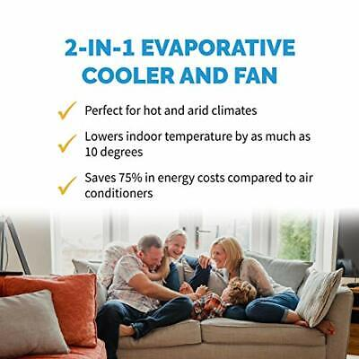 AU203.70 • Buy Portable Room Air Conditioner Indoor Cooler Humidifier Conditioning Units Ac Fan