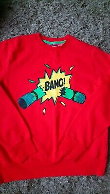 $4.16 • Buy Mens Christmas Jumper Size Large Great Condition