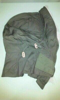 $38.95 • Buy 1976 NOS US Army Military EXTREME COLD WEATHER Parka HOOD FUR Ruff M-65 OG-107