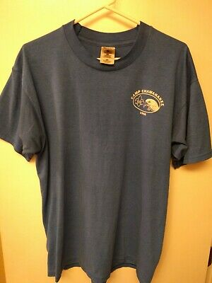 $ CDN31.49 • Buy Vintage 90s 1998 Camp Chawanakee Sequoia Council 50/50 T-shirt Shirt