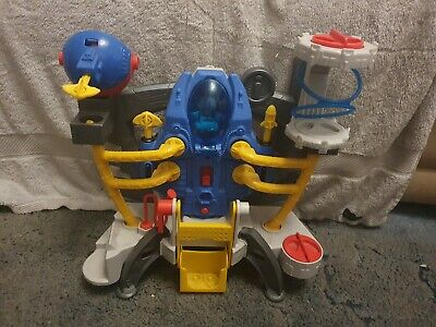 Imaginext Fisher-Price Space Alpha Explorer Shuttle Launch With Shuttle Sound. • 10.99£