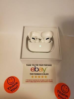 $ CDN215.68 • Buy Apple AirPods Pro & Wireless Charging Case White MWP22AM/A Earbuds
