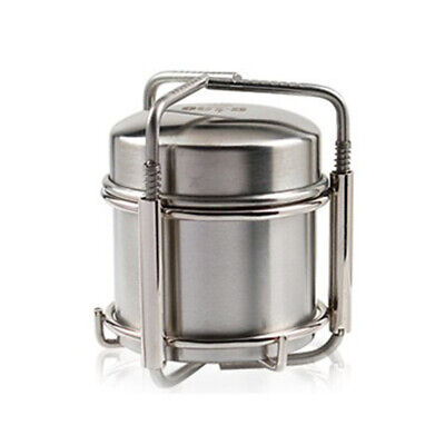 AU33.70 • Buy Cooker Alcohol Stove Cooking Liquid Burner 9*8cm BBQ Backpack Camping New