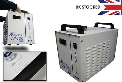 CW-3000 Water Chiller From S&A 9litre/50w/°C Radiating Capacity/Low Running Cost • 195.95£