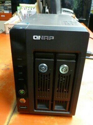$ CDN189.89 • Buy QNAP TS-259 Pro + NAS 2-Bay Network Storage Unit No Drives