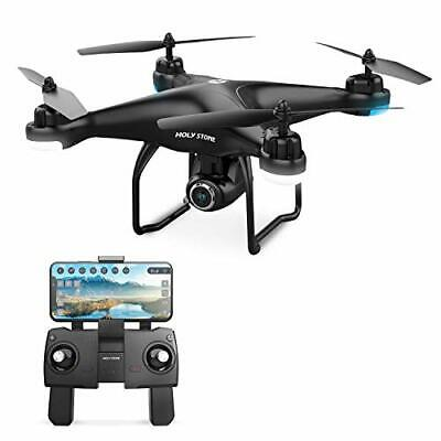 AU282.08 • Buy Drone RC Quadcopter Drones FPV With Camera For Adults 2K HD Live Video And GPS