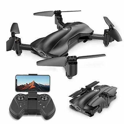 AU330.29 • Buy Drone RC Quadcopter Drones GPS With 2K HD Camera For Adults, Foldable Drone