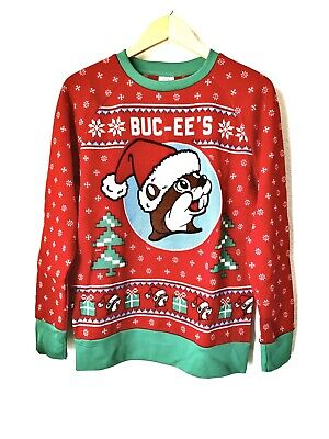 $35 • Buy Buc-ee's Beaver Ugly Christmas Sweater Texas 2019 New NWT Tacky S M L XL 2XL 3XL