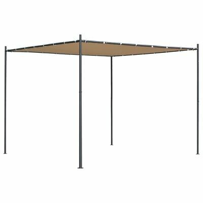 AU180.95 • Buy Gazebo With Roof 3x3m Outdoor Tent Garden Patio Shade Water UV Resistant Canopy