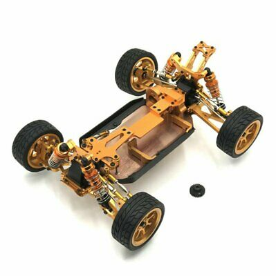 $ CDN268.14 • Buy Metal Upgrade Full Frame Accessories For 1/14 Wltoys 144001 RC Car