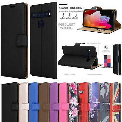 $ CDN10.21 • Buy For TCL 10L / 10 Lite Case, 6.53 , Magnetic Flip Leather Book Wallet Phone Cover