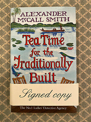 £46.48 • Buy Tea Time For The Traditionally Built (No. 1 Ladies' Detective Agency)