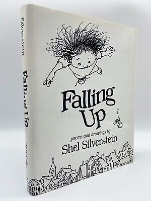 Falling Up - Stated  FIRST EDITION  - Shel SILVERSTEIN 1996 - 1st Printing • 18.29£