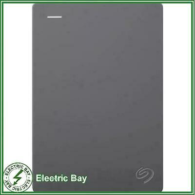AU155 • Buy Seagate Basic 4TB External Hard Drive HDD 2.5  USB 3.2 Portable Silver