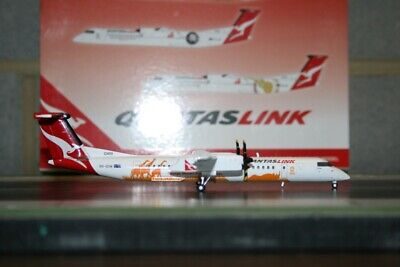 AU178 • Buy JC Wings 1:200 Qantaslink Bombardier Dash-8-Q400 VH-QOW  Taronga Zoo  (XX2207)
