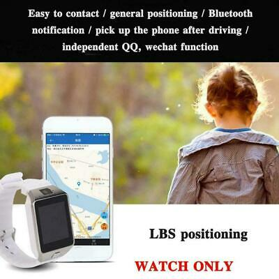 AU14.47 • Buy Smartwatch DZ09 Smart Watch Support TF Card SIM Camera Watch Sport M3L3