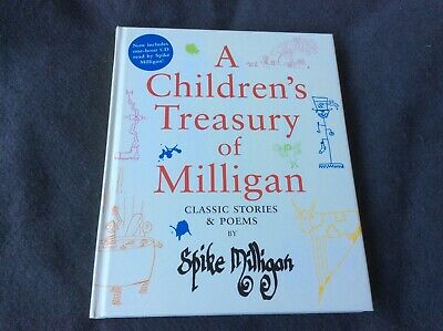 A Children's Treasury Of Milligan Classic Stories & Poems By Spike Milligan • 12£