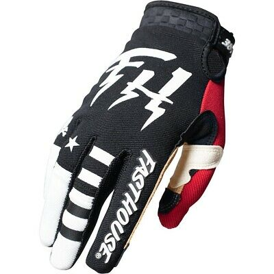 AU49.95 • Buy Fasthouse MX 2021 Speed Style Bereman Black/Cream Gloves