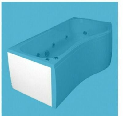 £29 • Buy Genuine Bathstore Liberty P Or Showercube L Bath End Panel Only 540mm X 690mm