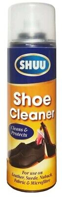 £7.89 • Buy Shoe & Boot Cleaning Cleaner Spray Suede Leather Canvas Protector Footwear 300ml