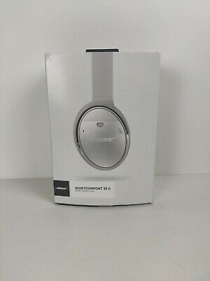 $ CDN252.52 • Buy Bose QuietComfort QC35 II Wireless Noise Cancelling Headphones Silver