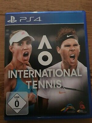AU38.26 • Buy AO International Tennis - Playstation 4 / PS4 TOP ZUSTAND PAYPAL