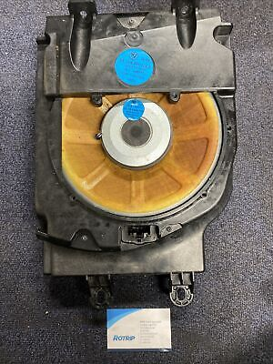 Bmw 7 Serie E65/e66 Driver Right Side Under Seat Subwoofer Speaker #6901324 • 32.50£