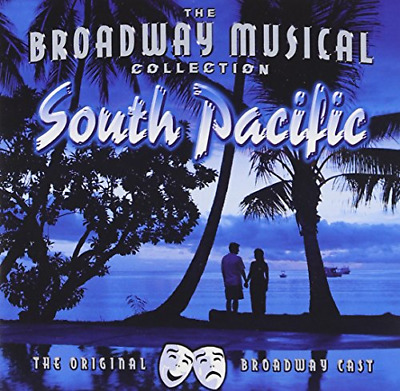 South Pacific - Various (CD) (2019) • 4.98£