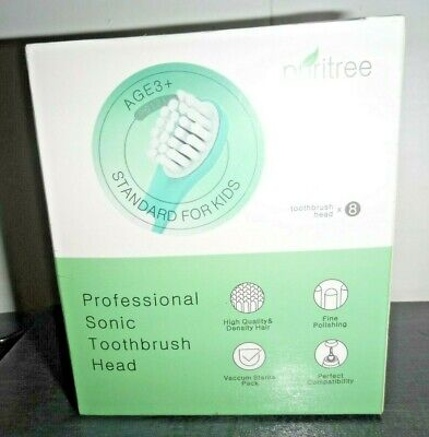 AU11.62 • Buy Puritree Toothbrush Head Compatible With Philips Sonic For Kids