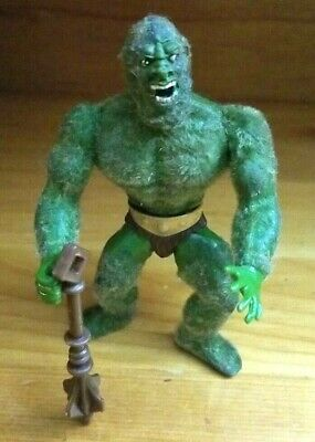 $16.99 • Buy Vintage Masters Of The Universe Moss Man Action Figure Complete W Mace MOTU 1984