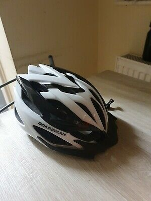 Boardman Bicycle Team Helmet LARGE + FAST & FREE UK 🇬🇧 DELIVERY  • 44.44£