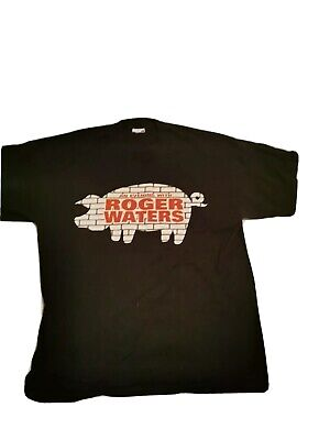 £27 • Buy Roger Waters In The Flesh  Old Concert T Shirt X Large
