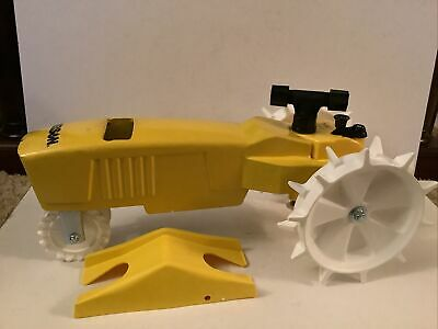 AU96.15 • Buy Nelson Traveling Yard Sprinkler Self Propelled Lawn Tractor Water Yellow Sprayer