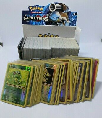 AU9.95 • Buy Pokemon TCG Evolutions Rares/Reverse Holos/Holos And More - Choose Your Cards