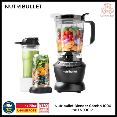 AU175 • Buy Nutribullet Blender Combo 1000 *AU STOCK*
