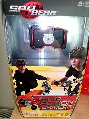 £4 • Buy Spy Gear Spy Go Action Camera By Spin Master New And Sealed
