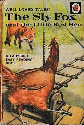 Ladybird Books: Series 606D, The Sly Fox And The Little Red Hen • 4.99£