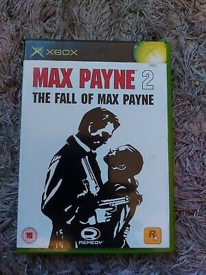 Xbox Max Payne 2 The Fall Of Max Payne  Game • 6.99£