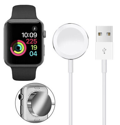 $ CDN9.53 • Buy Magnetic IWatch Charger Cable  USB Charging For Apple Watch Series 1 2 3 4 5