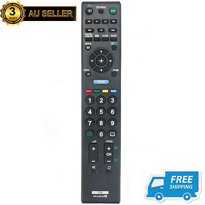 AU16.90 • Buy New RM-ED046 Remote For Sony BRAVIA LCD TV KDL-22BX320 KDL-26BX320 KDL-32BX320