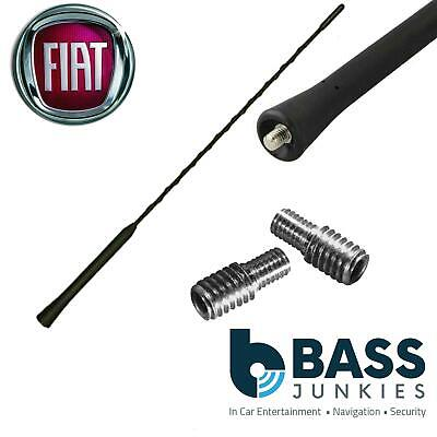Fiat 500 Whip Bee Sting Mast Car Radio Stereo Roof Aerial Antenna • 4.99£