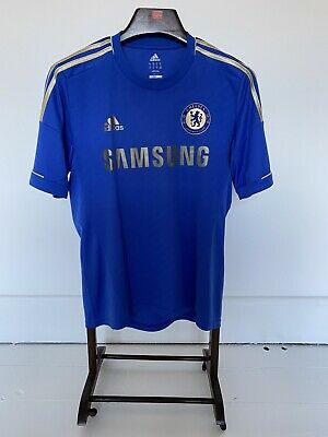2012/13 Chelsea Football Shirt/Jersey - Size Medium • 45£