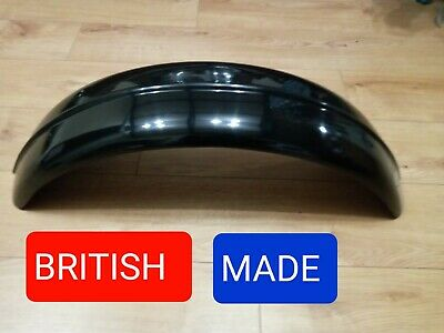 Bike Rear Front Mudguard  Cycle Wing 7.5 Inch Ribbed Fibreglass 101.  • 36£