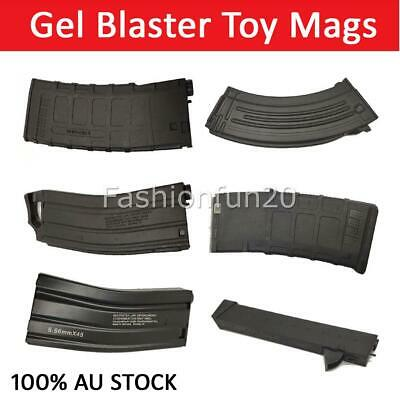 AU30.98 • Buy Gel Blaster Toy Magazine Clip Mag-Fed Gel Balls 7-8mm Gen8 J8 J9 J10 LDT GJ SKD