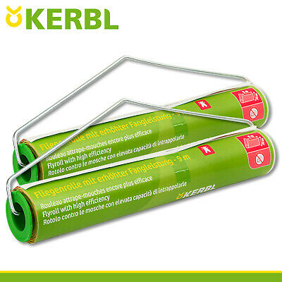 Kerbl 2 X 9m Reel With Increased Fangleistung Cow Sheep Calf Protection Trap • 22.09£