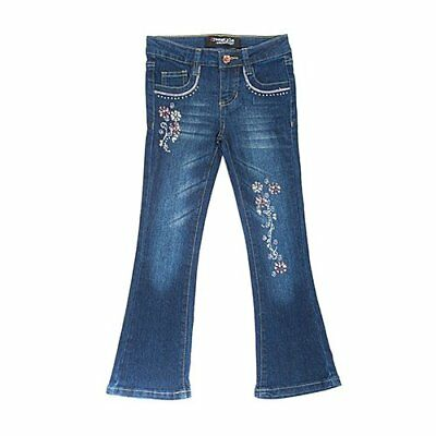 $12 • Buy Choose Girls Size 4 Or Size 6  Freestyle Revolution Boot Cut Jeans Pants B559