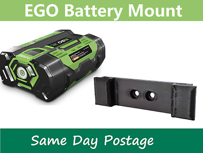 AU5.99 • Buy EGO Battery Mount - Wall Mount - Bracket Power Tool Bracket 56V