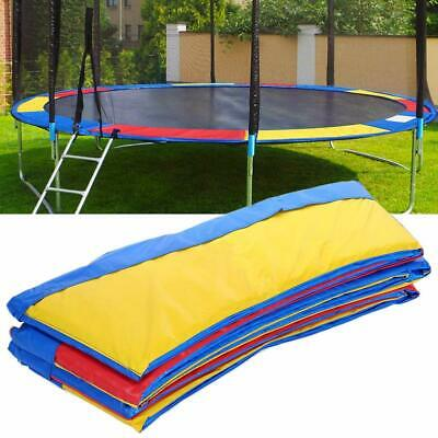 AU47.95 • Buy Trampoline Pad Trampoline Net & Ladder Round Spare Safety Outdoor 8FT 10FT 12FT