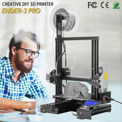 AU279 • Buy Newest Creality Ender-3 Pro High Precision DIY 3D Printer Kit 220*220*250mm