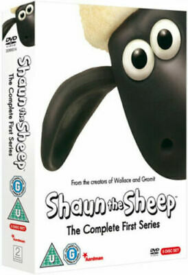 Shaun The Sheep The Complete Series 1 DVD New & Sealed • 6.99£